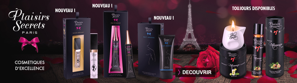 Plaisirs secrets cosmetique aphrodisiaque