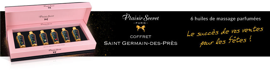 sextoys plaisir secret coffret prestige grossiste concorde
