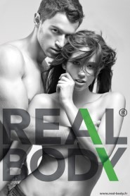 Poster promotionnel sextoys real body
