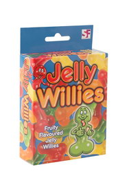 Jelly willies - bonbons jelifies