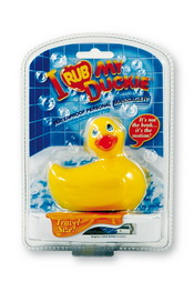 Duckie yellow travel