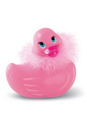 Duckie paris pink
