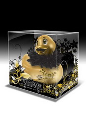 Duckie paris travel gold