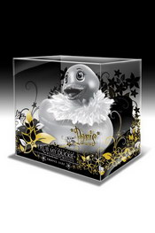 Duckie paris travel silver