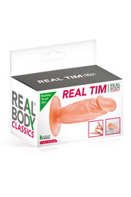 Plug realiste real body tim