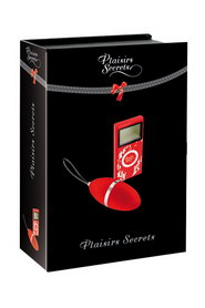 Plaisirs secrets rouge