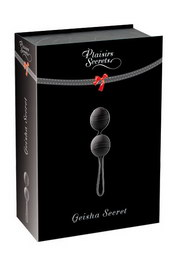 Geisha secret black