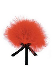 Secrete feather red