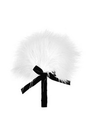 Secrete feather white