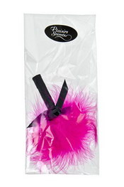 Secrete feather fuchsia