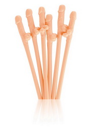 Dicky shipping straws
