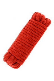 Love rope 5m red