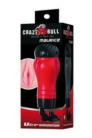 Crazy bull maurice mouth
