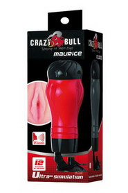 Crazy bull maurice anal voice