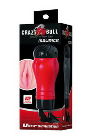 Crazy bull maurice pussy vibrant