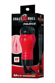 Crazy bull maurice mouth vibrant
