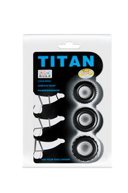 Titan cockring