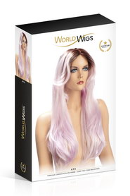 Perruque aya parme world wigs