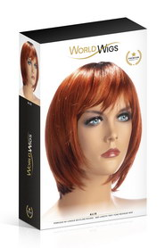 Perruque alix rousse world wigs