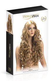 Perruque angèle blonde world wigs