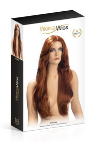 Perruque rihanna rousse world wigs