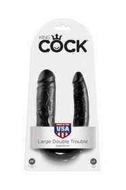 King cock ushaped l db trouble b