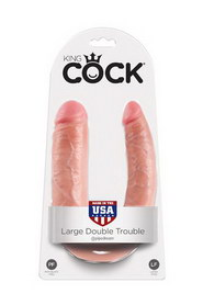 King cock ushaped l db trouble f