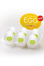 Egg clicker set of 6 pcs