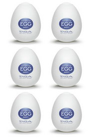 Tenga egg misty x6