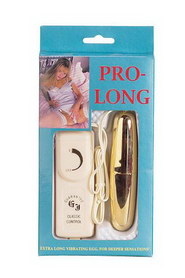 Pro long - oeuf long vibrant or