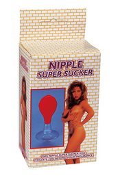 Nipple super sucker - tire lait
