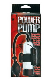 Power vibrating pump
