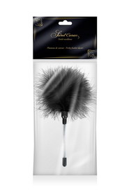 Plumeau caresse black