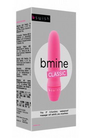 Bmine classic pink