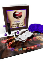 Chocolate decadence game