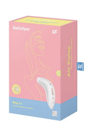 Stimulateur satisfyer pro plus vibration