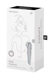 Stimulateur satisfyer luxury high fashion