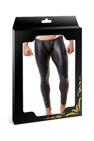Pantalon legging homme wetlook paris hollywood