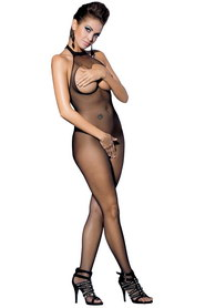 Bodystocking ouvert seins nus n101 obsessive