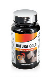 Natura gold massive sperm