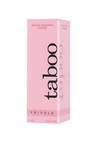 Taboo for her frivole 50ml