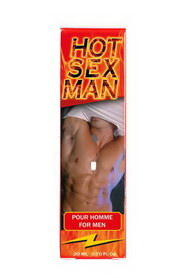 Hot sex man 20 ml
