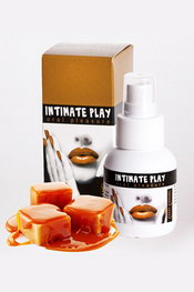Intimate play crazy caramel 50ml