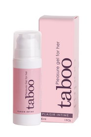 Taboo pleasure gel for her 30ml