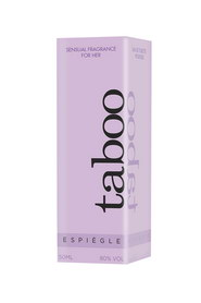 Taboo espiegle for her 50ml