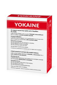 Spray retardant homme yokaine labo intex-tonic