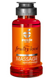 Fruity l.massage apric/oran.100m