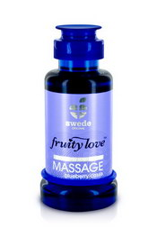 Fruity l.massage blueberry 100ml