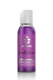 Fruity l.massage raspberry 50ml