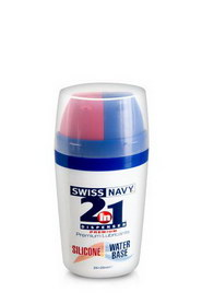 Swiss navy water & silicone